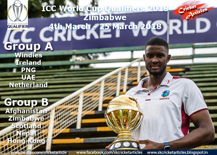 ICC-World-Cup-Qualifier-2018